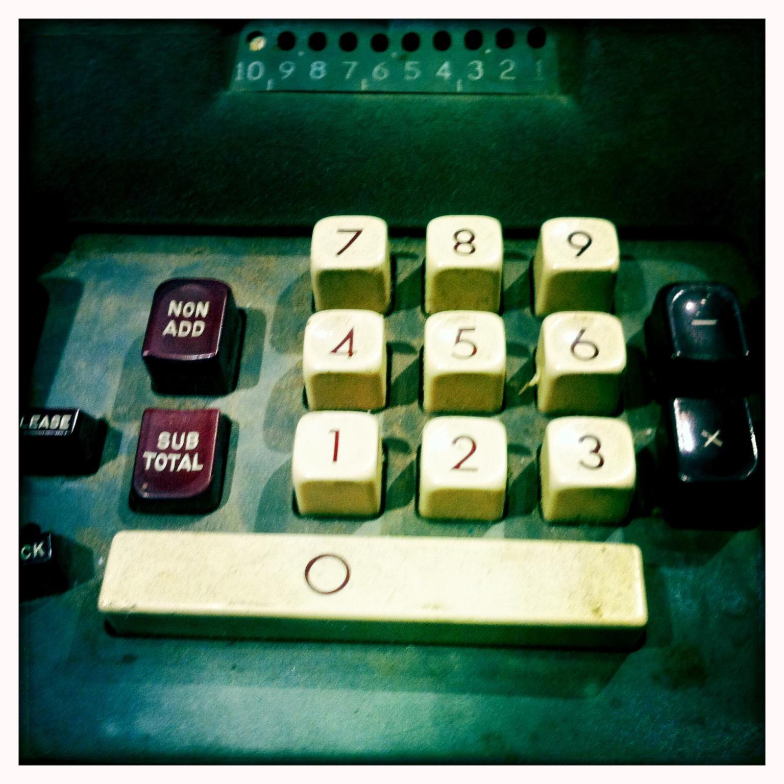 RR-keys