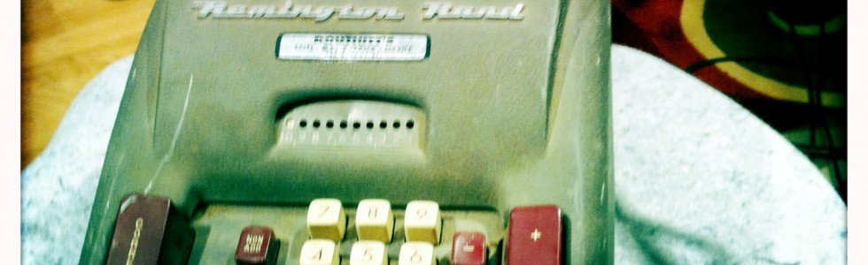 RR Adding Machine